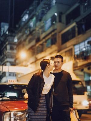 情侣间的爱情情绪摄影
