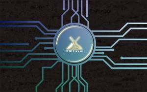 Mxlinux操作系统个性电脑壁纸