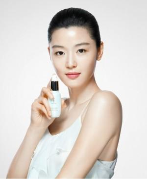 全智贤Gianna Jun清新广告图片