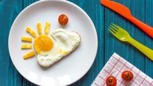 美好的一天,从享用一顿精心准备的早餐开始