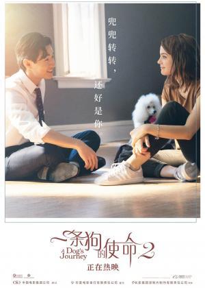 刘宪华温暖治愈系电影《一条狗的使命2》终极海报