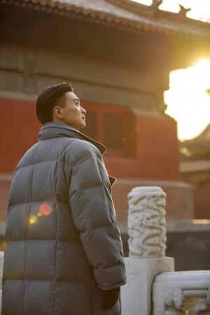 《上新了故宫》周一围阳光帅气图片
