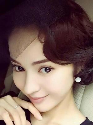 新疆美女美艳高清桌面壁纸