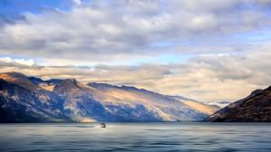 新西兰皇后镇优美风景桌面壁纸