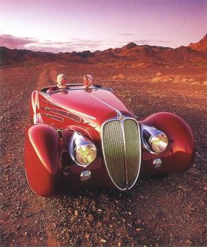法国1930年代最漂亮的汽车